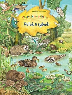 Soutěž o knihu Potok a rybník