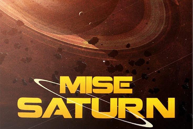Vyhrajte dvě sci-fi knihy Mise Saturn