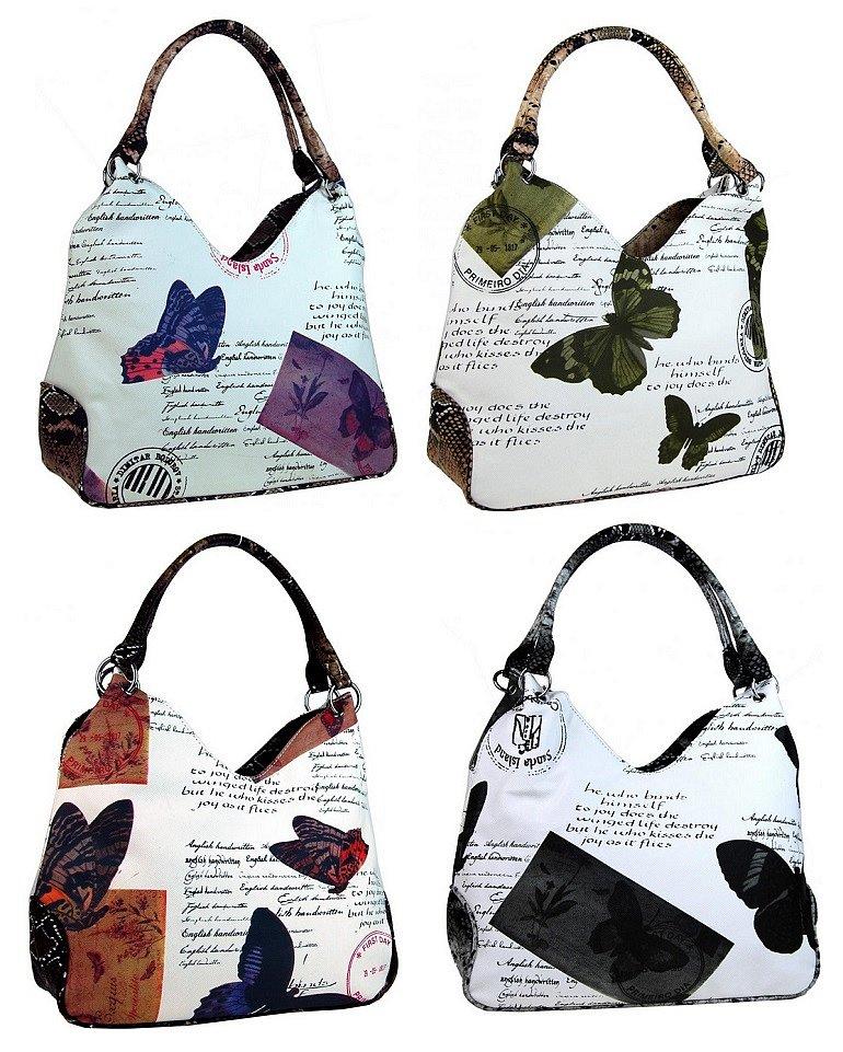 Soutěž o krásnou kabelku v anglickém stylu