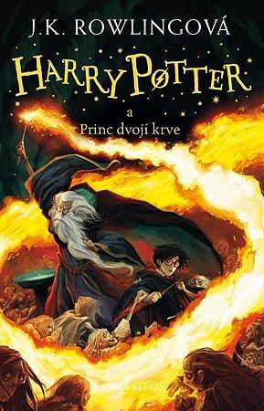 Soutěž o knihu Harry Potter a princ dvojí krve