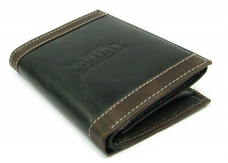 Soutěž o pánskou peněženku z pravé kůže