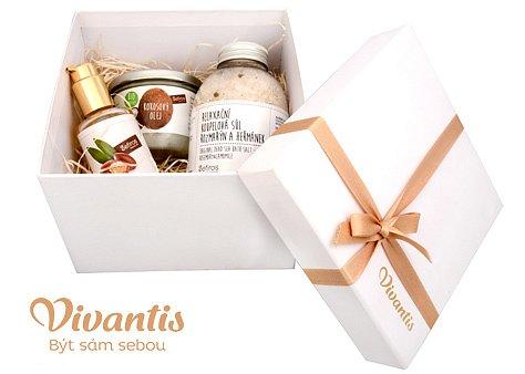 Hrajte o kosmetický balíček od e-shopu Vivantis.cz