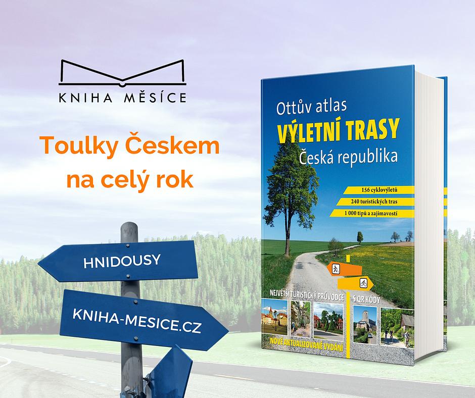 Soutěž o Ottův atlas výletních tras po České republice