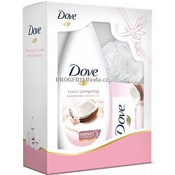 Soutěž o dárkovou sadu Dove Coconut