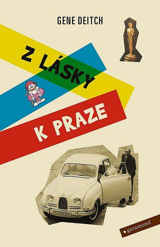 Soutěž o knihu Z lásky k Praze