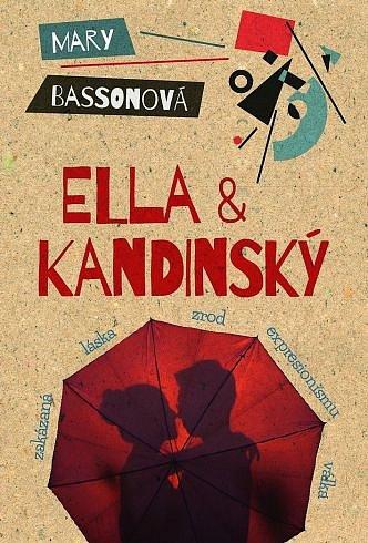 Soutěž o tři knihy Ella & Kandinský