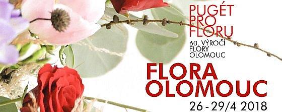 Soutěž o vstupenky na jarní etapu květinové výstavy Flora Olomouc