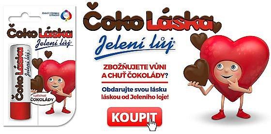 Soutěž o tradiční Jelení lůj ČokoLáska
