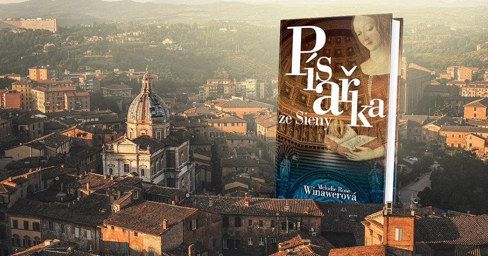 Soutěž o 2 ks knihy Písařka ze Sieny