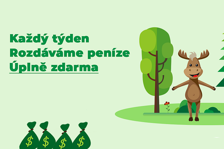 Štědrýlos.cz - Rozdáváme peníze zdarma!