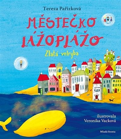 Soutěž o knihu Městečko Lážoplážo