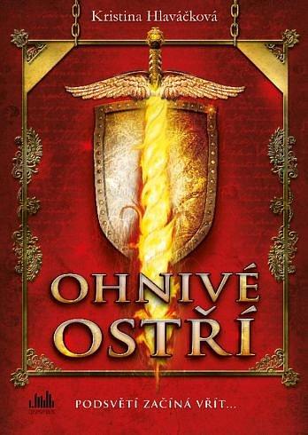 Soutěž o tři romány Ohnivé ostří