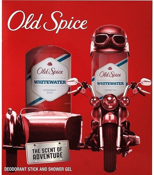 Soutěž o dárkový balíček Old Spice