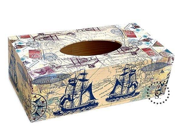 Soutěž o nádhernou designovou krabičku na kapesníky