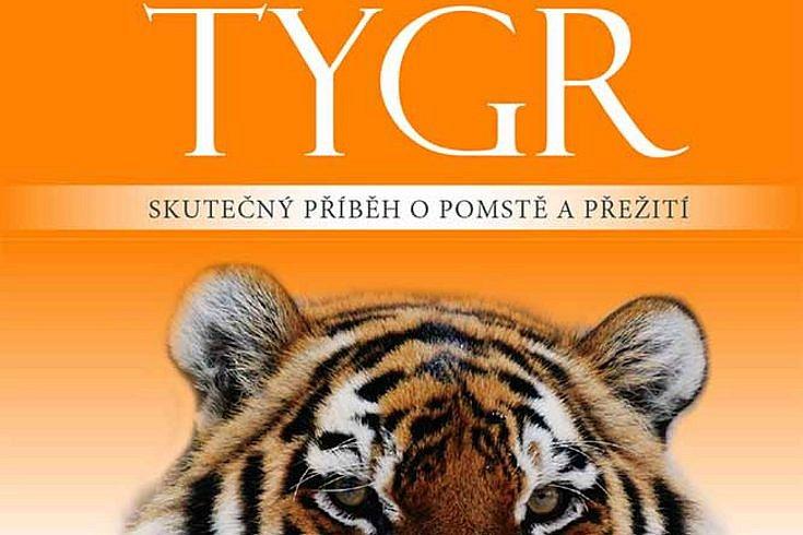 Vyhrajte dvě knihy Tygr