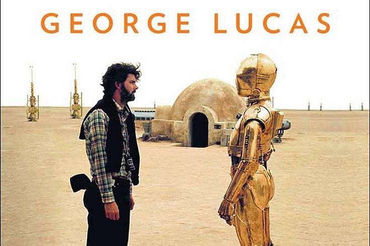 Vyhrajte tři stažení audiobiografie George Lucase