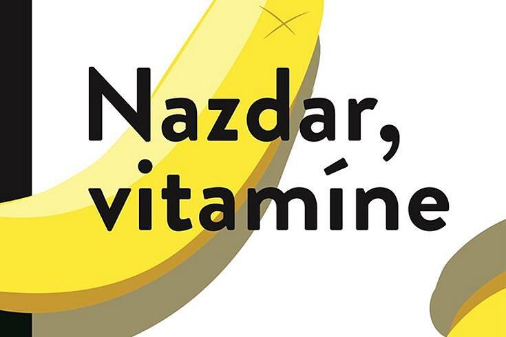 Vyhrajte dva romány Nazdar, vitamíne
