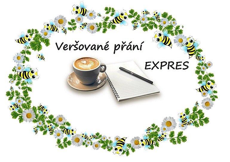 Soutěž o veršované přání na zakázku expres