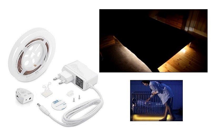 Soutěž o sadu LED pásků a příslušenství