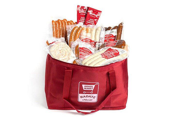Soutěž o 10 chladících tašek Radatz plných rakouských uzenin na gril