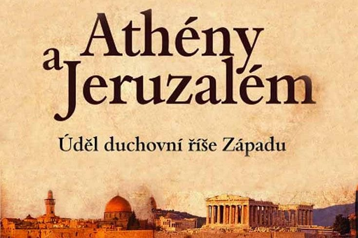 Vyhrajte pět knih Athény a Jeruzalém