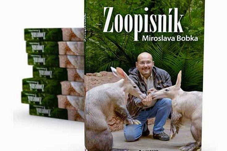 Vyhrajte tři knihy Zoopisník Miroslava Bobka