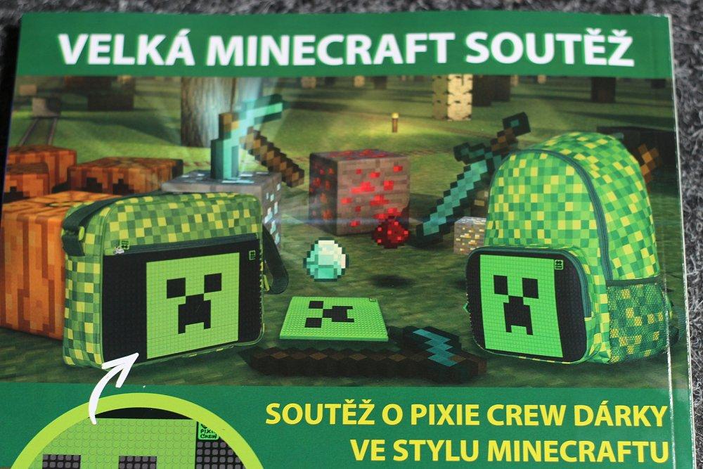 Velká Minecraft soutěž