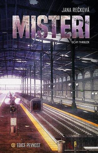 Soutěž o fantasy román Misteri