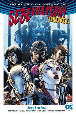 Soutěž o tři komiksy Sebevražedný oddíl 1: Černá sféra