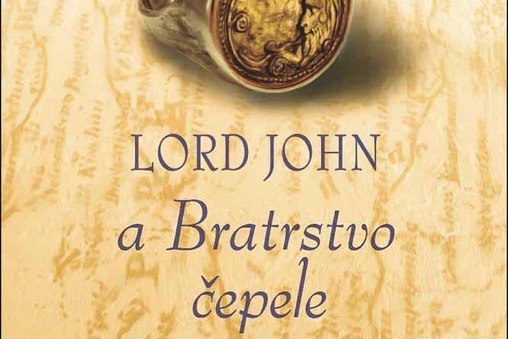 Vyhrajte dvě knihy Lord John a Bratrstvo čepele