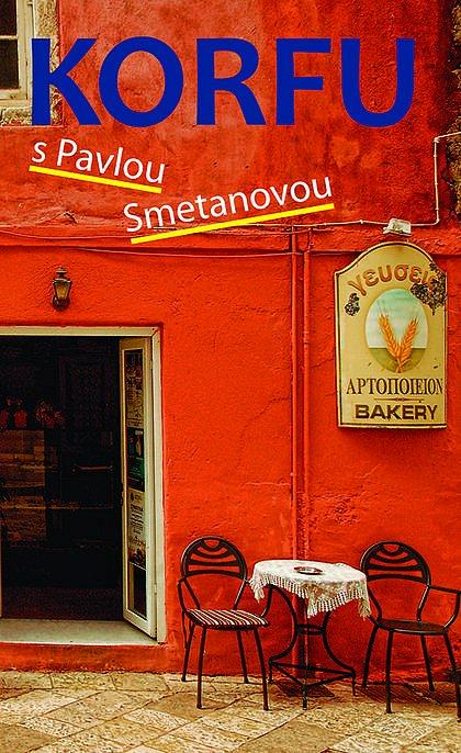 Soutěž o 3 knihy Korfu s Pavlou Smetanovou