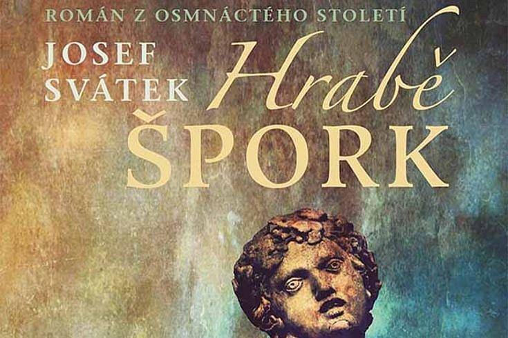Vyhrajte tři sady knihy a e-knihy Hrabě Špork
