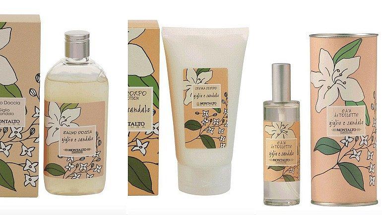 Soutěž o luxusní kosmetickou sadu Lilie & Santal