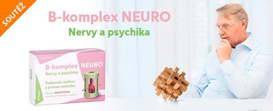 Soutěž o B-komplex NEURO