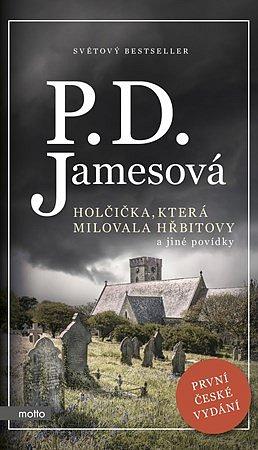 Soutěž o knihu Holčička, která milovala hřbitovy a jiné povídky