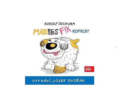 Soutěž o 3x audioknížku Maxipes Fík - komplet