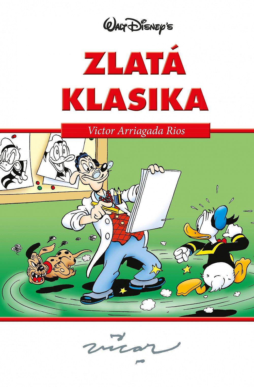 Soutěž o knihu Disney - Zlatá klasika Vicar