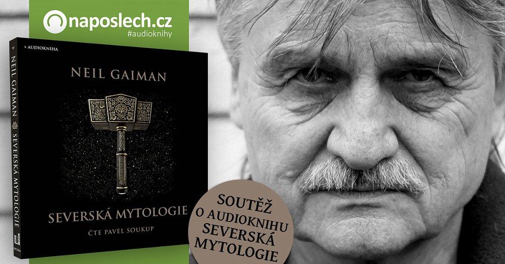 Vyhrajte Gaimanovu Severskou mytologii