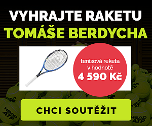 Soutěž o raketu Tomáše Berdycha a další ceny