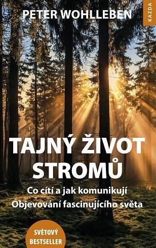 Soutěž o tři knihy Tajný život stromů