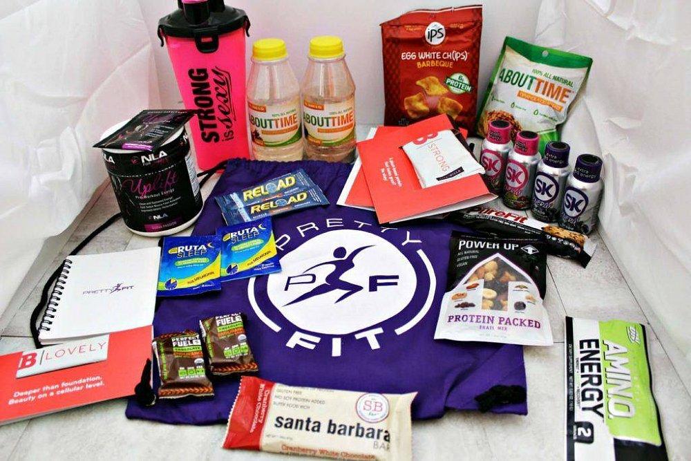 Soutěž o luxusní fitness balíček
