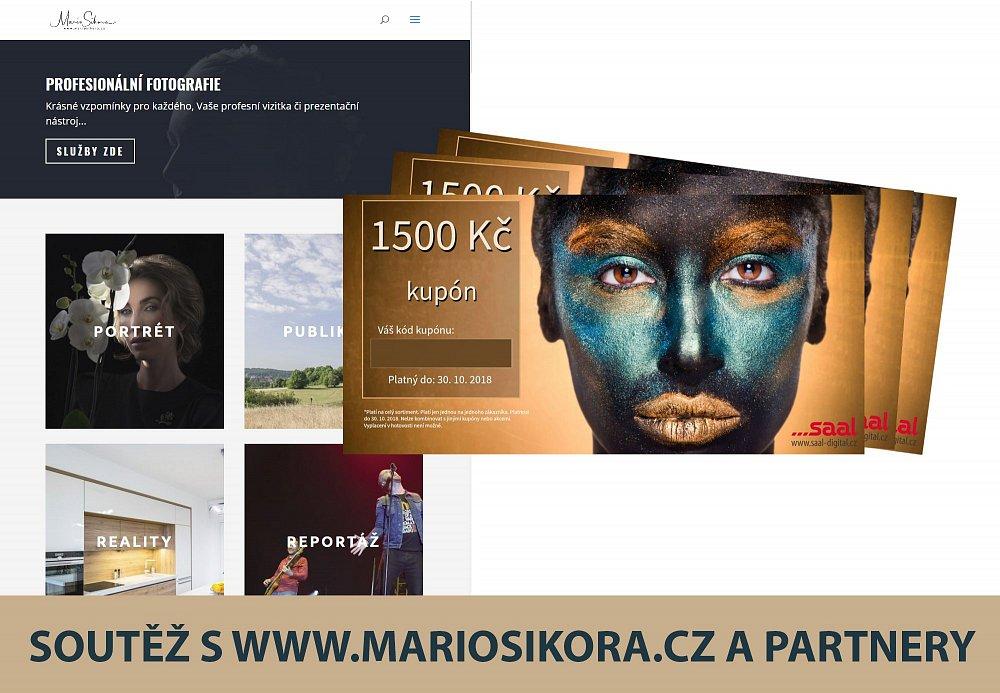 """Velká letní fotosoutěž """"EMOCE"""" s www.mariosikora.cz"""