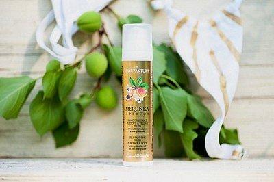 SOUTĚŽ o meruňkovou kosmetiku kletní péči o pokožku