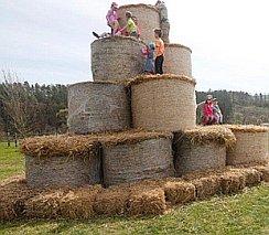 Soutěž o rodinné vstupenky na Farmu Blaník u Vlašimi