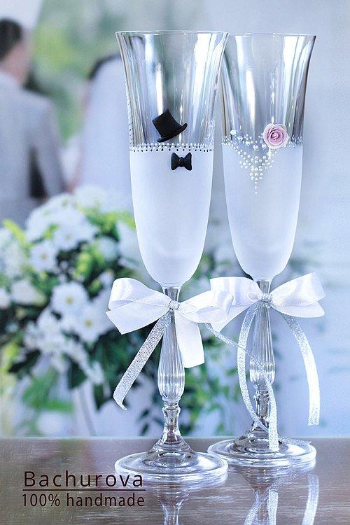 Soutěž o svatební přípitkové sklenice