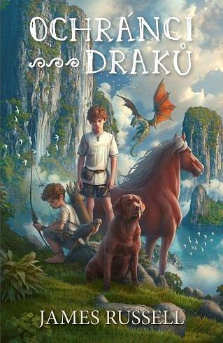 Soutěž o knihu Ochránci draků