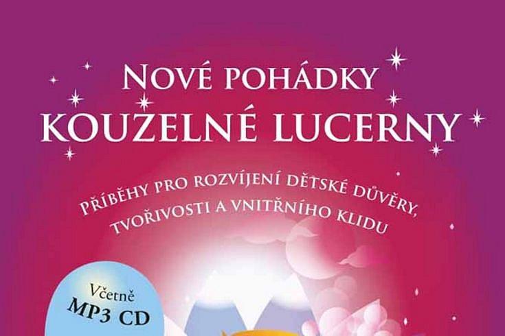 Vyhrajte dvě knihy Nové pohádky kouzelné lucerny