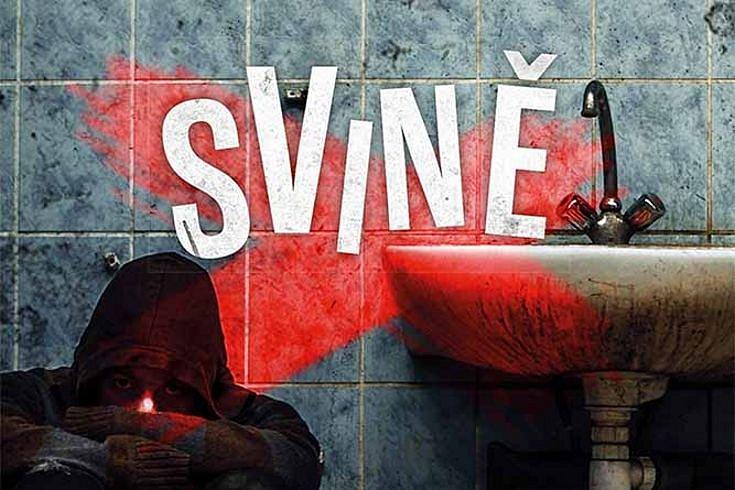 Vyhrajte dva thrillery Svině