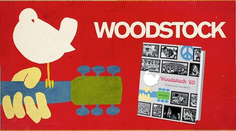 SOUTĚŽ o knihu Woodstock 69