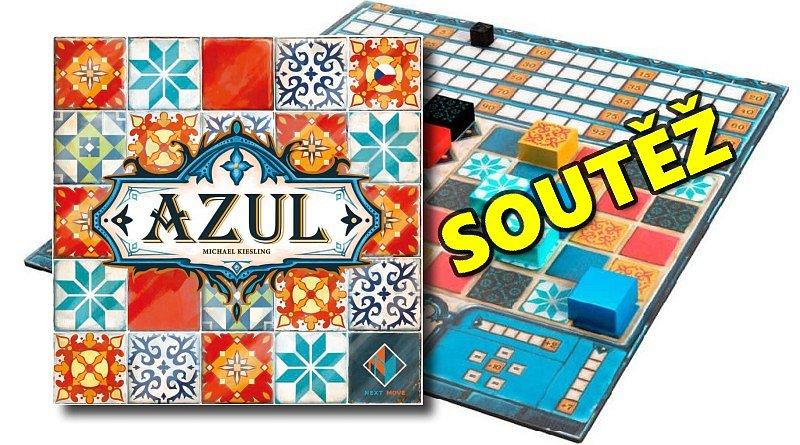 SOUTĚŽ o rodinnou hru AZUL